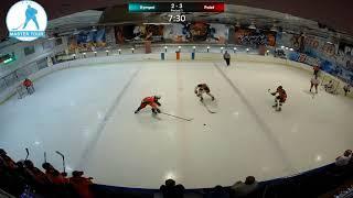 Шорт хоккей Мастер-Тур матч Вымпел - Полет
