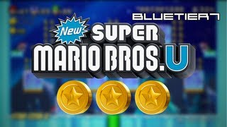 Piranha Plants On Ice | Layer-cake Desert-a | (co-op) New Super Mario Bros. U Star Coins
