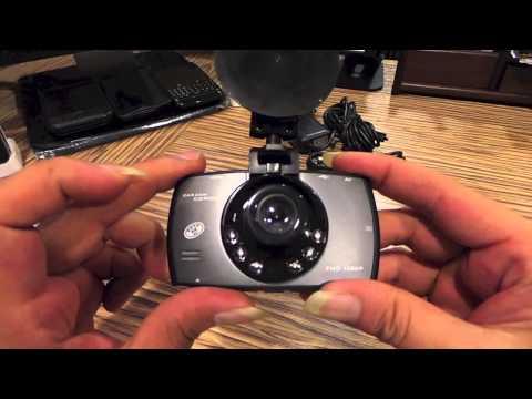 DVR с две камери 5mpx за паркиране и заснемане на заден ход 3.7V 200mAh AC32 10