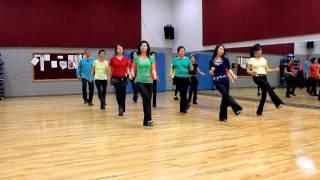 Ritmo - Line Dance (Dance & Teach in English & 中文)