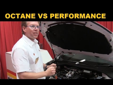 Dyno Testing Premium Fuel - Octane Level vs Performance - Shell V-Power