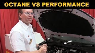 dyno testing premium fuel octane level vs performance shell v power