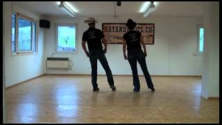 Queen Of My Heart - Line Dance