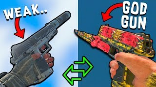Top 10 BEST Pack a Punched Weapons in Black Ops 4 Zombies