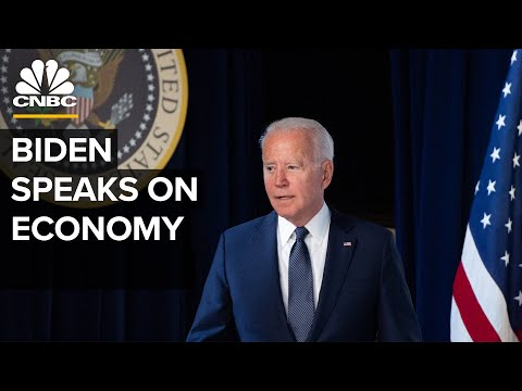 President Biden delivers remarks on the economy — 9/16/2021