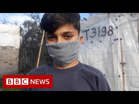 Coronavirus: Are refugee and migrant camps prepared? - BBC News
