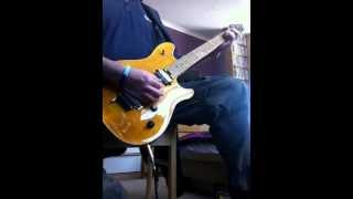 Alice Cooper Freedom guitar cover with a Peavey Wolfgang.