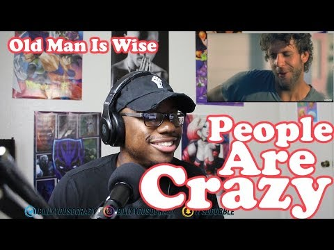 Billy Currington - People Are Crazy REACTION! I COULDNT AGREE MORE