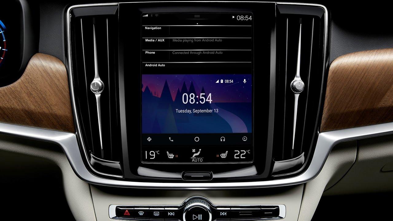 android auto sverige