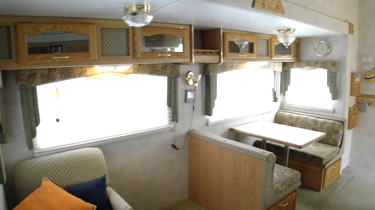 SOLD***2002 Forest River Cardinal 5th Wheel Video Blog ...