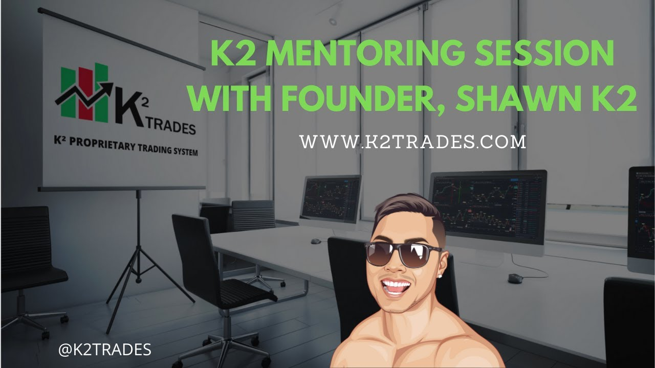 K2 TRADES LIVE MENTORING SESSION - January 5, 2021 | FOREX | INDICES
