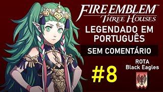 PARTE 8 (Não Comentado) – Fire Emblem: Three Houses COM LEGENDAS PT-BR (Nintendo Switch)