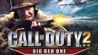 Call of Duty 2: Big Red One - Main Theme (HQ)