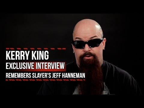 Kerry King Remembers Slayer's Jeff Hanneman