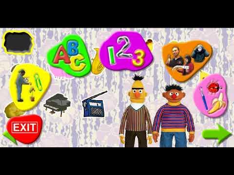 Sesame Street Let's Go to Preschool