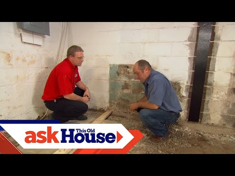How To Install A Basement Bathroom Youtube