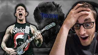 "Hip-Hop Head's FIRST TIME Hearing ""In Waves"" by TRIVIUM"