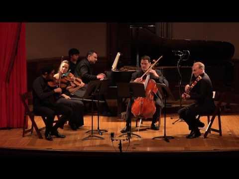 Brahms - Piano Quintet in F minor, Op. 34 (excerpt 2)