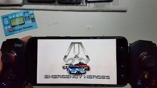 Emergency Heroes Android Gameplay Dolphin GC/Wii Emulator test/Wii games