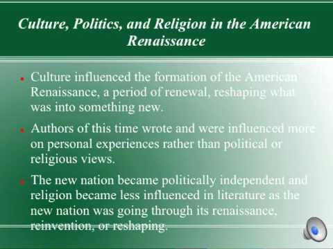 American Renaissance final