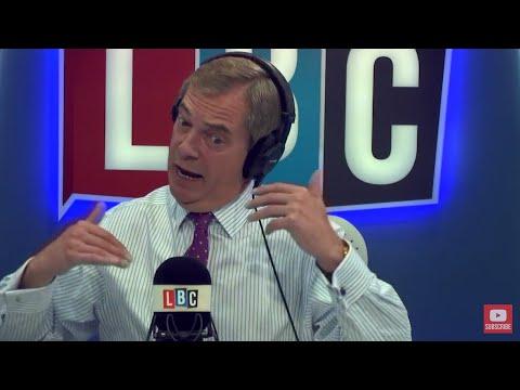 The Nigel Farage Show On Sunday: Catalonia independence referendum 2/2 Live LBC - 8th October 2017
