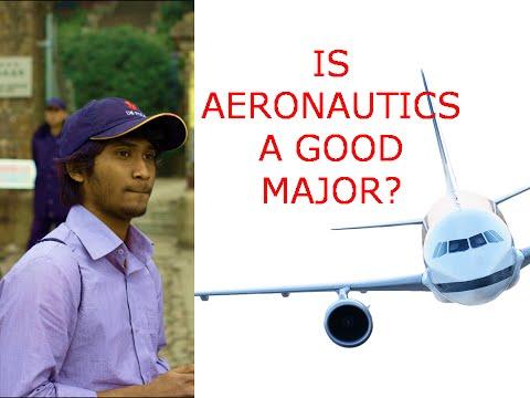 Is aerospace engineering a good major?