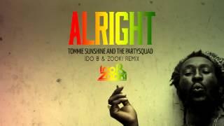 Tommie Sunshine & The Partysquad - Alright (Ido B & Zooki Remix)