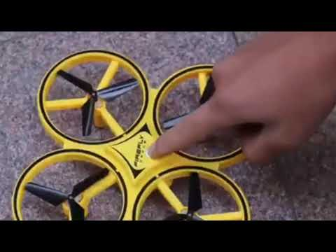 Flash Led Inductive Four-axis Drone   No one ever beats this drone!
