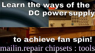 Using a DC power supply to troubleshoot MacBook and iPhone logic boards.