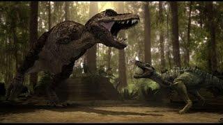 Сражения Динозавров! Рапторы против Тиранозавра! Документальные фильмы, фильмы про динозавров