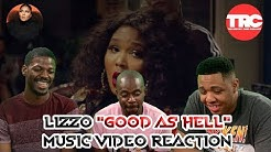 "Lizzo ""Good As Hell"" Music Video Reaction"