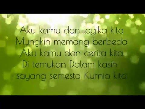 Glenn Fredly Feat Monita & Is Payung Teduh - Filosofi Dan Logika (karaoke)