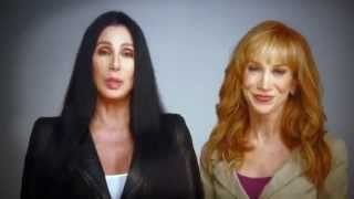 Cher & Kathy Griffin - Don't Let Mitt Turn Back Time On Women