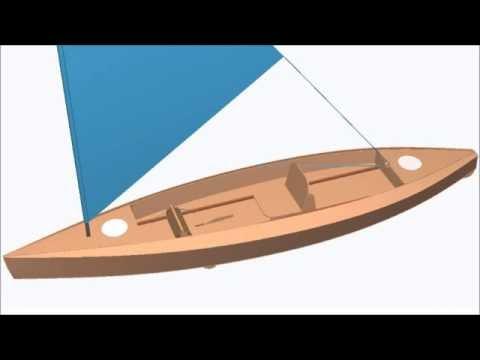 Yakyak 365 Sit On Top Sailing Kayak