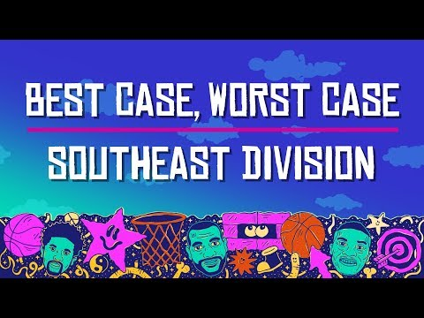 Southeast Division Best Case/Worst Case | NBA Previewpalooza | The Ringer