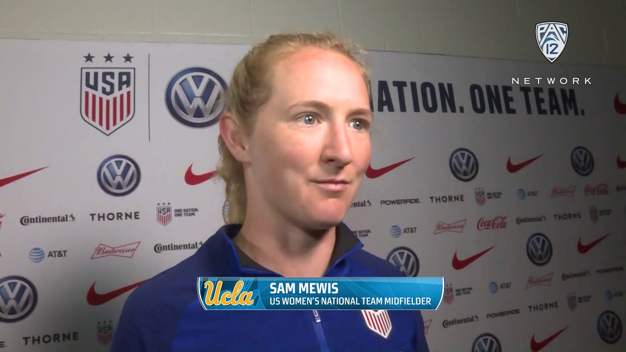 Abby Dahlkemper, Sam Mewis on how time in the Pac-12 shaped them for World  Cup stage