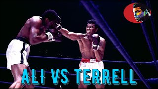 Muhammad Ali vs Ernie Terrell #Legendary Night# HD
