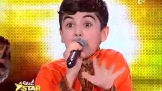 Repeat youtube video Omar Arnaout - Next Star Romania