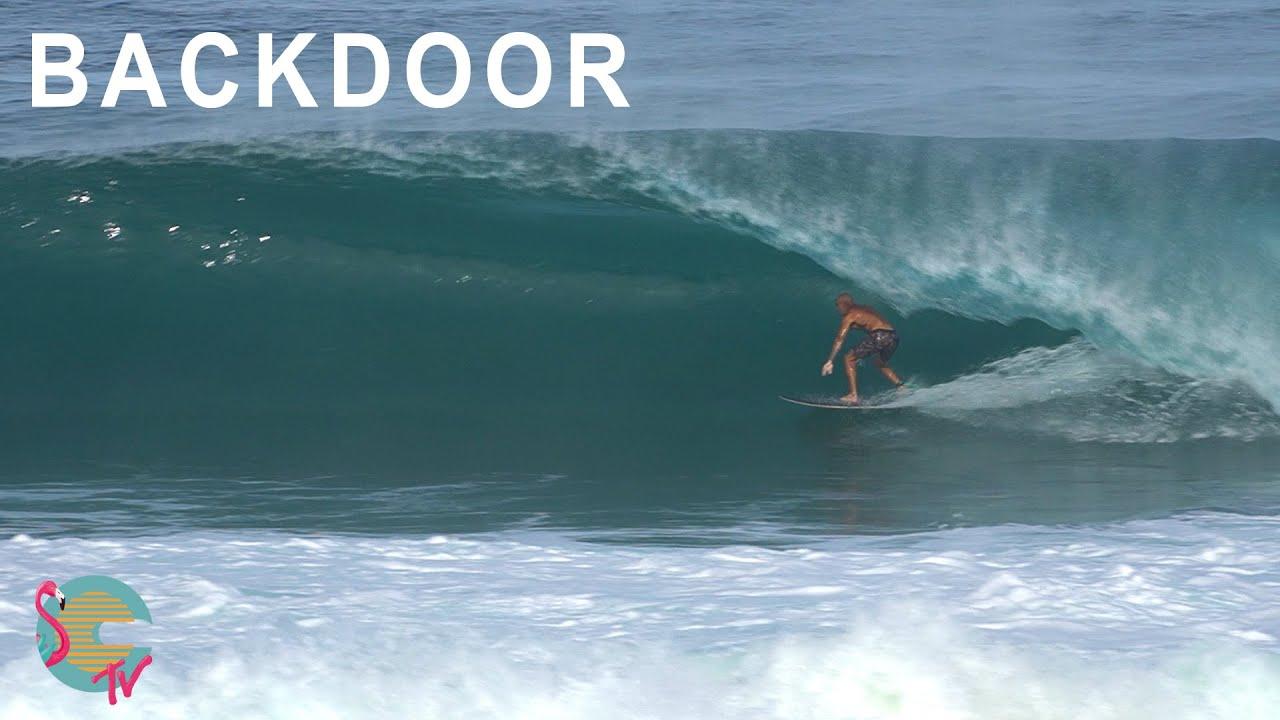 Pipeline Backdoor Surf