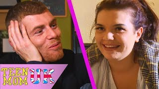EP #1: Amber & Ste Take The Next Romantic Step In Their Relationship | Teen Mom UK 6