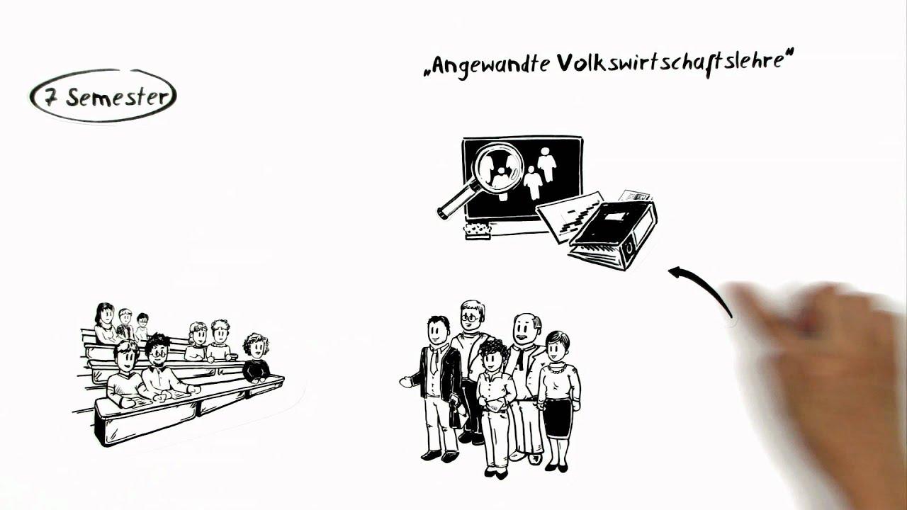 Angewandte VWL (B.A.) an der Hochschule Osnabrück - YouTube