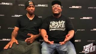 Serius Jones on Being Signed with Ludacris & DTP; Battle W/ Murda Mook