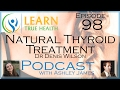 ▶ Natural Thyroid Treatment - Dr Dennis Wilson ◀