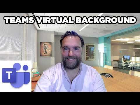 How to Use Virtual Backgrounds in Microsoft Teams (and create them too)Kaynak: YouTube · Süre: 6 dakika53 saniye