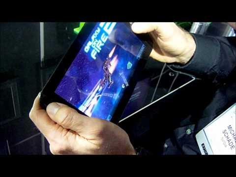 T-Mobile Dell Streak 7 Demo