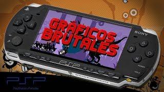 Los juegos mas potentes en gráficos de la mítica PSP | Algunos XD