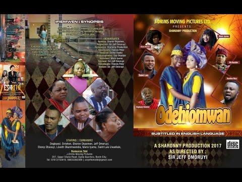 Odoehiomwan Part 1 Latest Award Winning Benin Movie