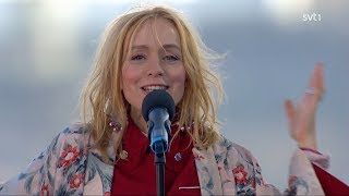Lisa Ekdahl - Amelia (Live Nationaldagen 2017, Skansen)