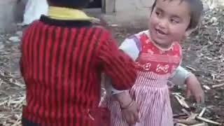 Himachali cute singer (cute kids)