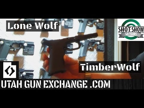 SHOT Show - 2018 Lone Wolf New Products & Booth Review!